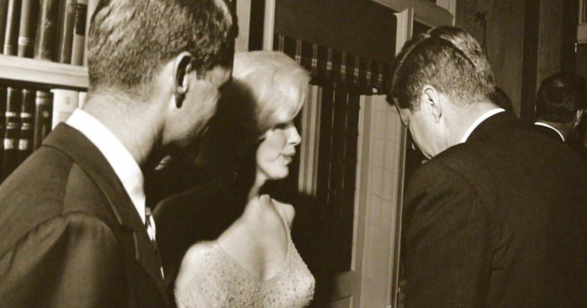 46fb9338b9e8 Marilyn monroe  - Marilyn fortalte meg at det kun var denne ene gangen at  hun og JFK hadde hatt en affære - KK