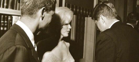 - Marilyn fortalte meg at det kun var denne ene gangen at hun og JFK hadde hatt en affære