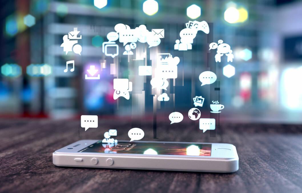 SENSITIV INFORMASJON: Selv om man kanskje ikke tenker over det så inneholder de ulike online- og sosiale medier-kontoene våre følsom data som selv kanskje ikke en gang din nærmeste familie skal ha tilgang til - også etter din død. Foto: NTB Scanpix