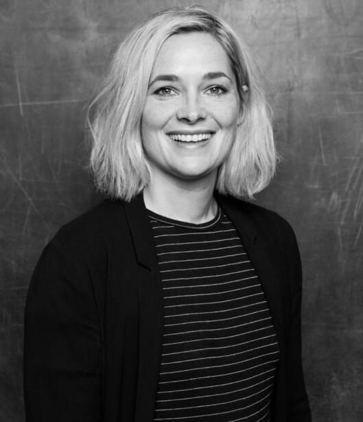 EKSPERTEN: Danske Astrid Waagstein er digital rådgiver og har skrevet spesialavhandlingen «Døden i den digitale tidsalder». Foto: Privat