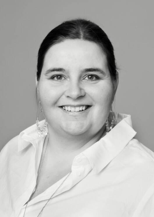 EKSPERTEN: Astrid Valen-Utvik er styreformann i Valen-Utvik AS som rådgir, etablerer og videreutvikler bedrifters satsing i sosiale medier. Foto: May B. Langhelle