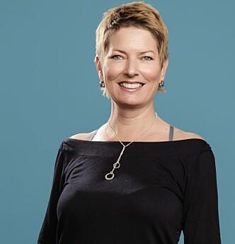 SEXINSPIRATOR: Cecilie Kjensli har blant annet skrevet boken «Sex fra Ah til Åh».