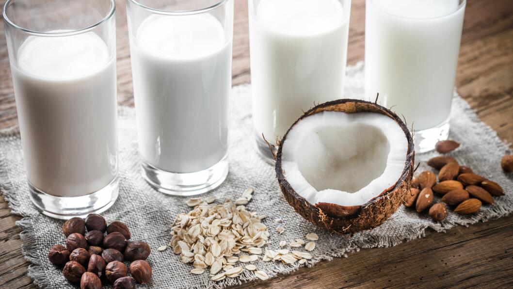ALTERNATIVER MELK: Hva er egentlig det beste veganske alternativet til melk? FOTO: NTB Scanpix