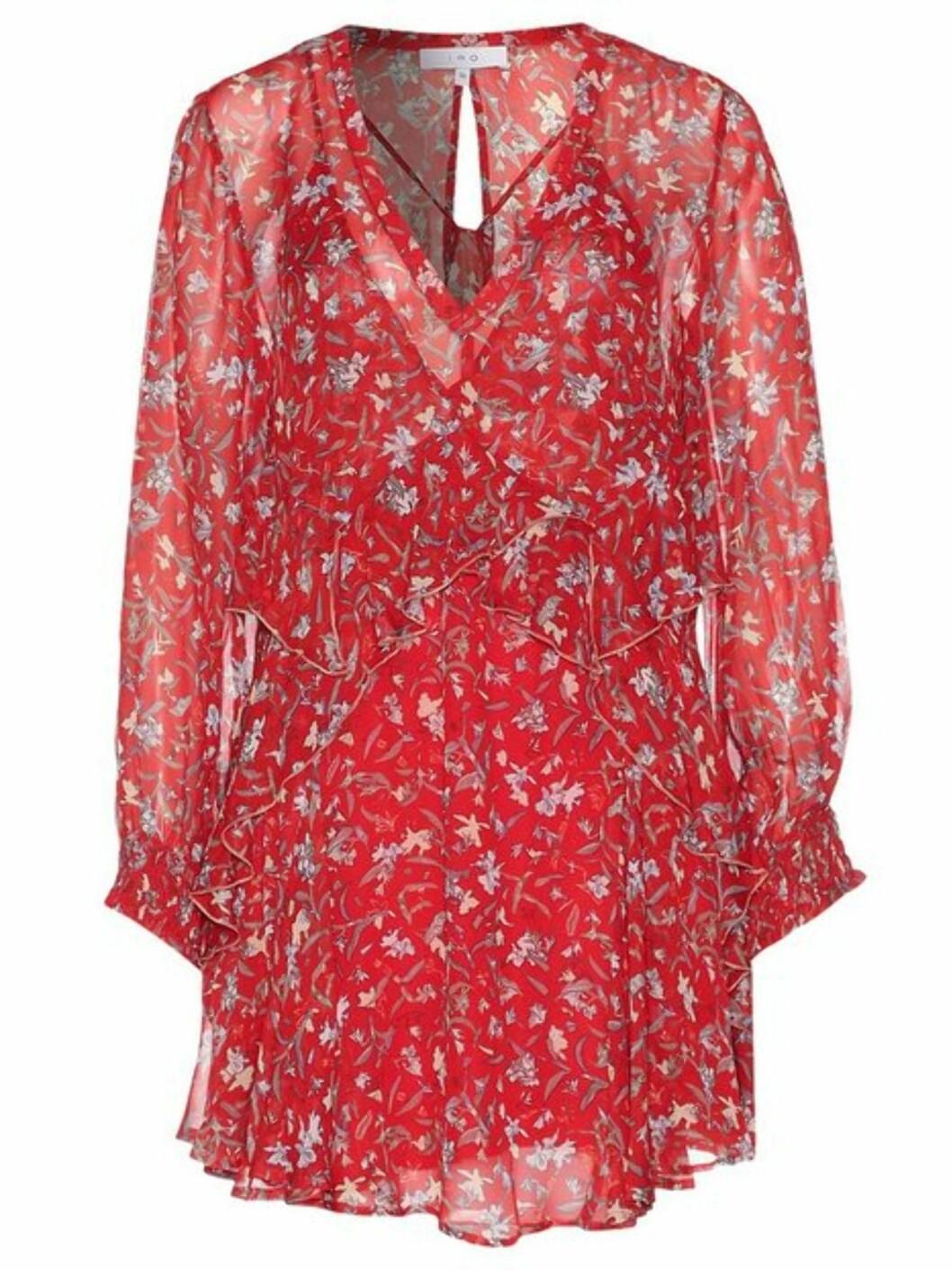 Kjole fra IRO via Nelly.com | kr 3599 | https://nelly.com/no/kl%C3%A6r-til-kvinner/kl%C3%A6r/kjoler/iro-2622/beaumont-260429-0446/