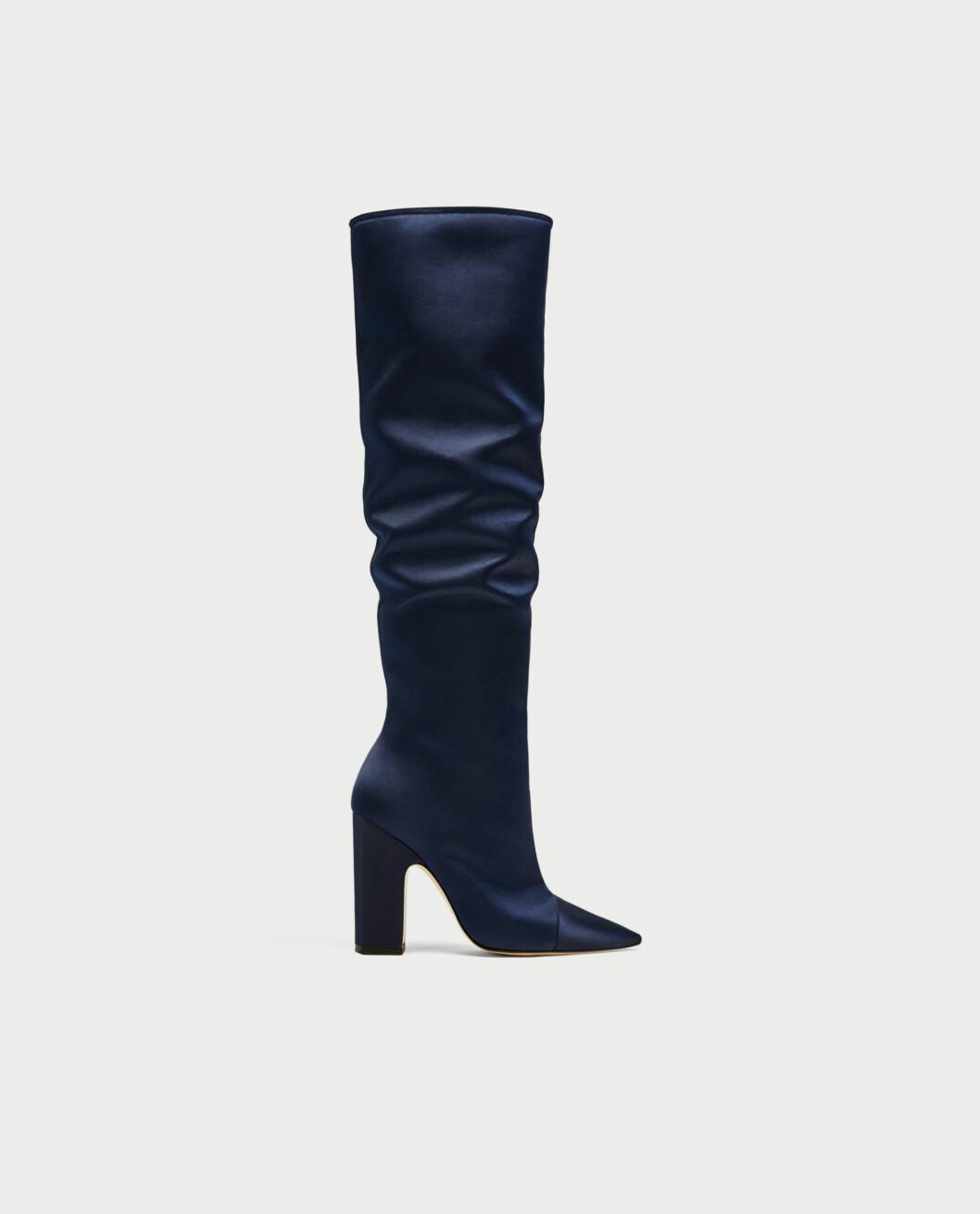 <strong>Sko fra Zara | kr 999 | https:</strong>//www.zara.com/no/no/dame/nyheter/h%C3%B8yh%C3%A6lt-st%C3%B8vel-i-sateng-c840002p4838056.html
