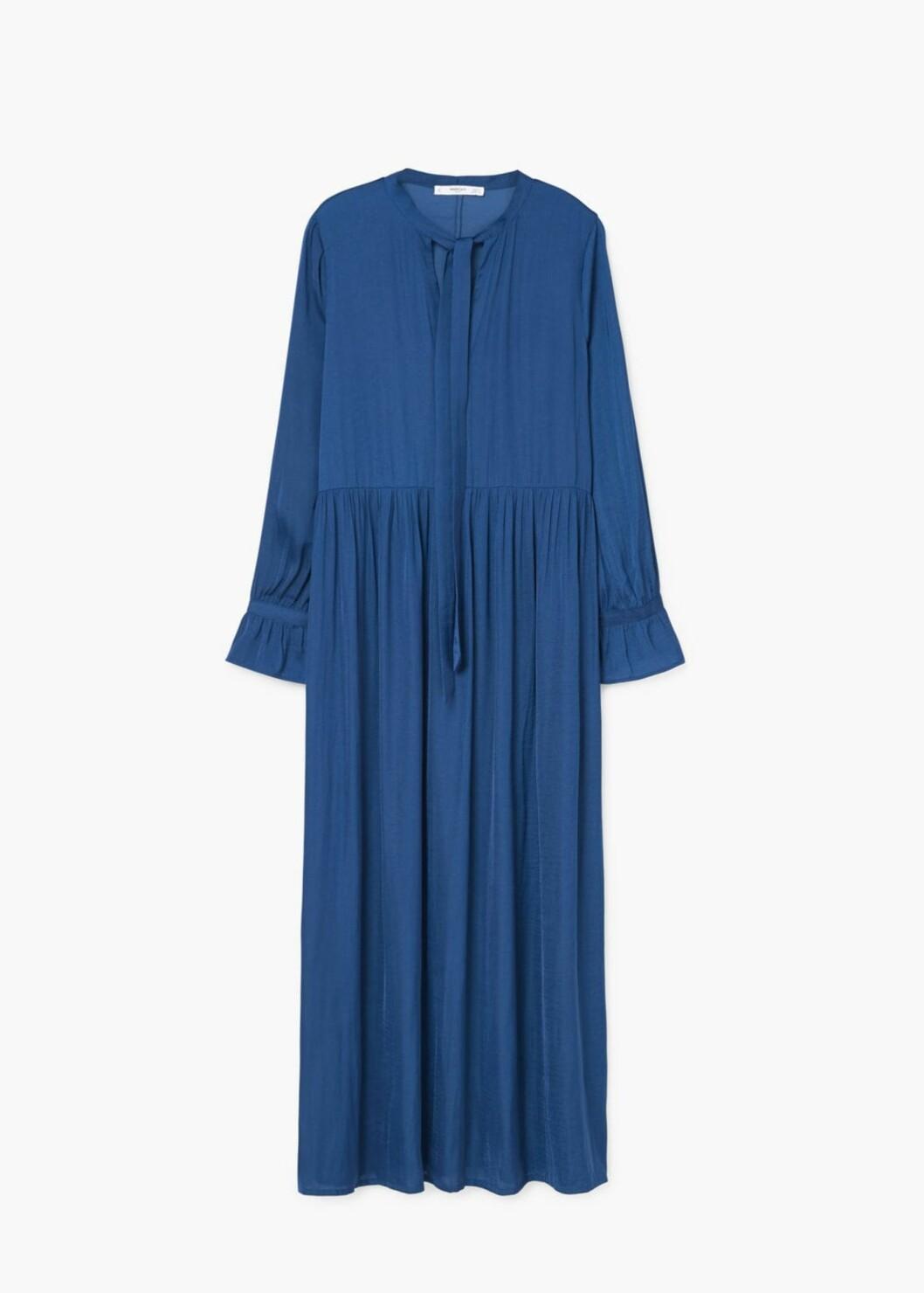 <strong>Kjole fra Mango | kr 699 | http:</strong>//shop.mango.com/NO/p1/damer/kl%C3%A6r/kjoler/kjole-med-sl%C3%B8yfe?id=13093715_56&n=1&s=nuevo&ts=1500980400737