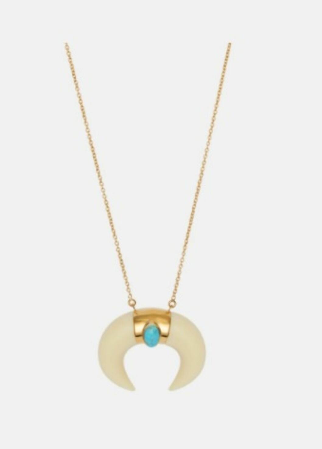 <strong>Kjede fra Maanesten | kr 1456 | http:</strong>//maanesten.com/nb/produkt/shama-necklace-3/?switch_lang=1