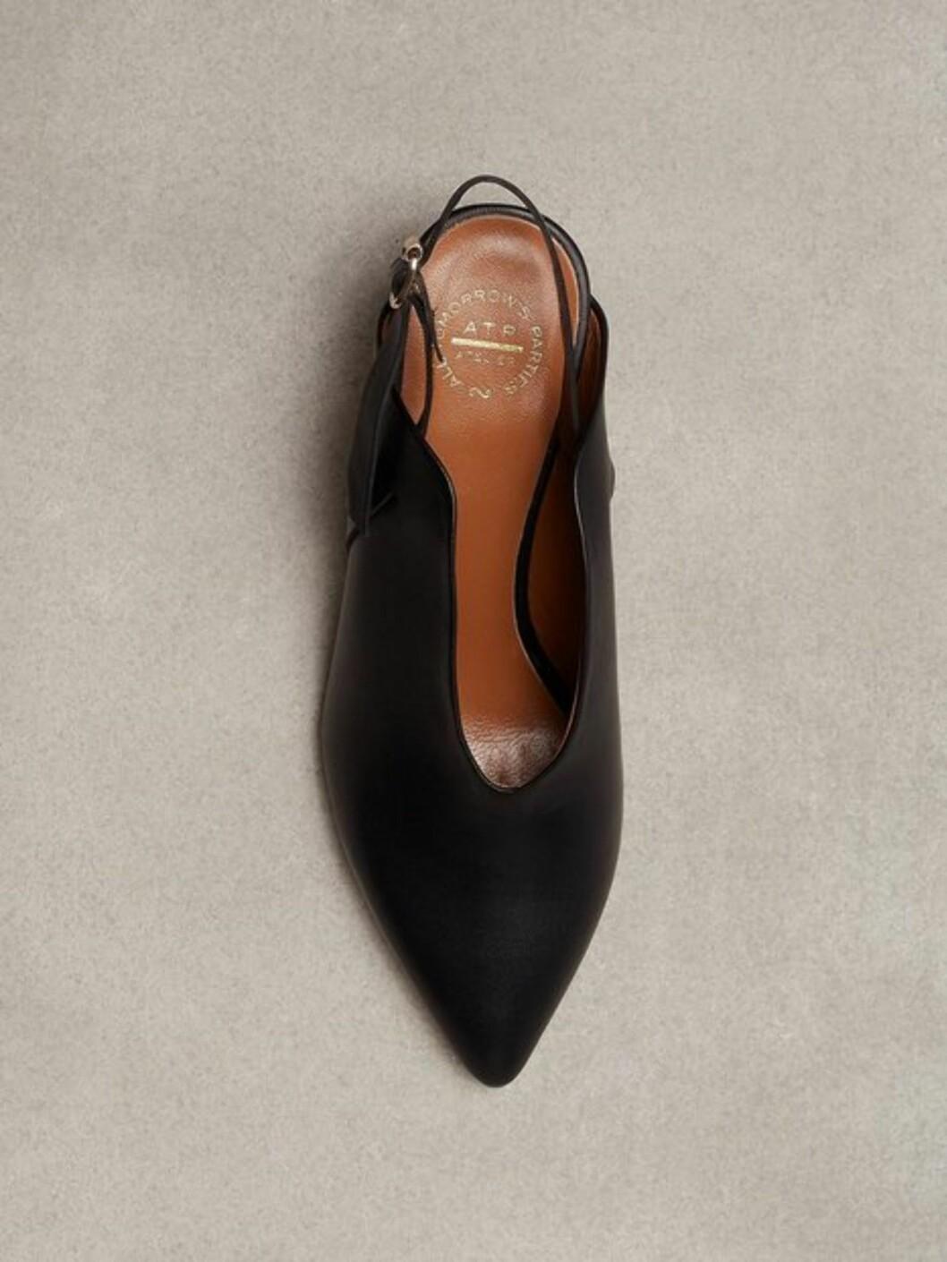 Sko fra ATP Atelier via Nelly.com | kr 2899 | https://nelly.com/no/kl%C3%A6r-til-kvinner/sko/heels/atp-atelier-110238/abra-heels-238076-0014/