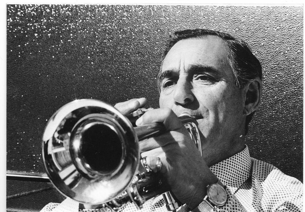 <strong>MUSIKK OG SANG:</strong> Alle medlemmene av familien Sachnowitz var svært musikalske, og ifølge Herman selv overlevde han da han ble valgt ut til å spille trompet i leirorkesteret.  Foto: Rita Porat og Marion Gamain (Hermans døtre).