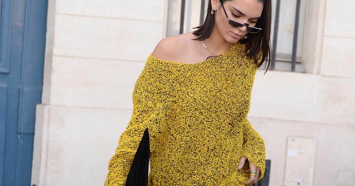 420c36a4f0ed Kendall Jenner  Kendall Jenner overrasker med shortsvalg - KK