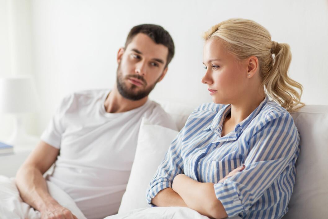 BAGASJE: Ditt syn på parforhold kan være farget av dine foreldres forhold - eller mangel på sådan. Foto: NTB scanpix
