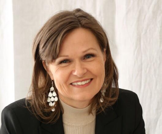 <strong>EKSPERTEN:</strong> Trine Huseby, som er samlivsterapeut ved Sundvolden Hotel.