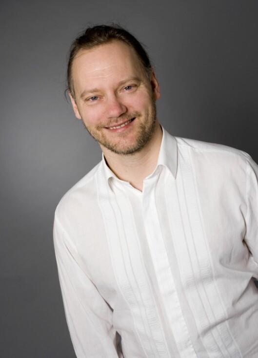 EKSPERTEN: Psykolog Sigurd Stubsjøen.  Foto: Studio Vest