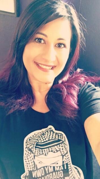 YASMINE MOHAMED: Er lærer, forfatter og aktivist, bosatt i Canada.