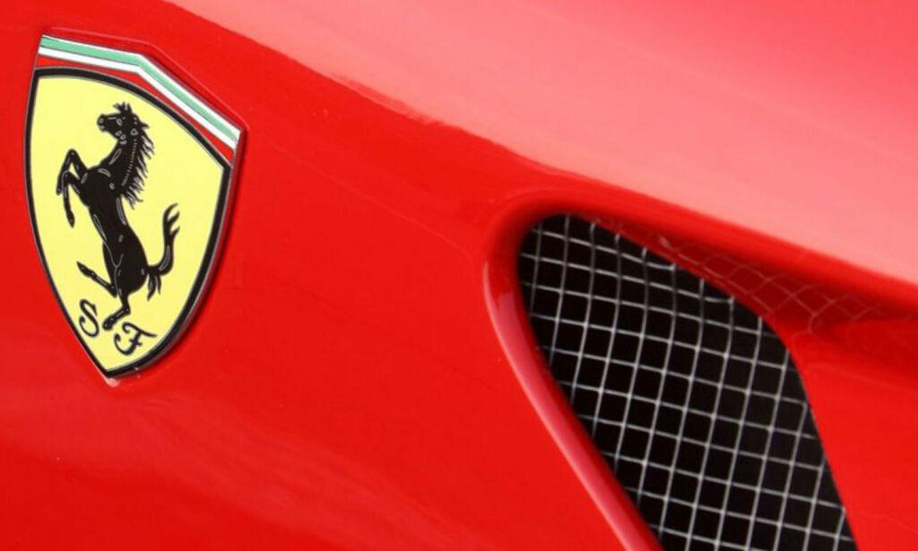 image: Ferrari: - Nå skal vi lage en SUV