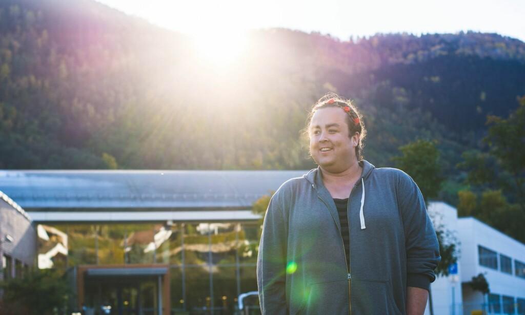 IKKE LETT Å SKIFTE KJØNN: Helsevesenet og systemet som transpersoner møter i Norge er helt annerledes fra slik det er i andre land, skriver Karoline Skarstein. Foto: Silje Takle