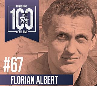 image: FourFourTwo kårer tidenes 100 beste spillere: Her er plassene 70-61