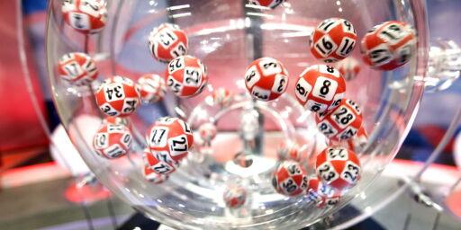 image: Fem lottovinnere vant over 3 millioner