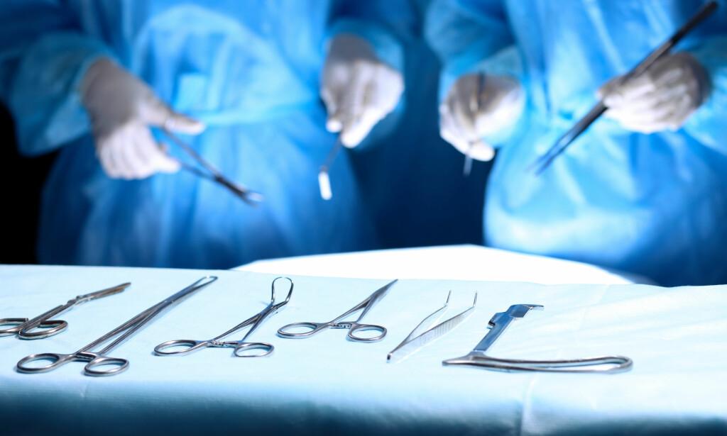 DØDE: Forskerne mener det kan ha vært skjebnesvangert at mannen ønsket å forstørre både lengde og omkrets i én og samme operasjon. Illustrasjonsfoto: Shutterstock