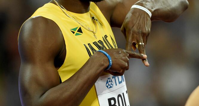 Løpet sjokkerte en hel verden. Dette er historien bak Bolts gest