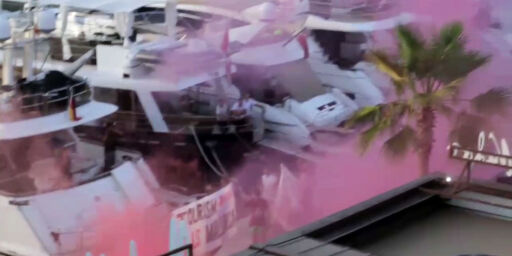 image: Angrep Barcelona-turistbuss og ramponerte restaurant på Mallorca: - Det vil skje igjen