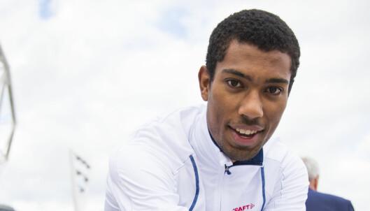 Jonathan (20) ødela hofta da han spilte fotball. Nå er han Norges raskeste mann