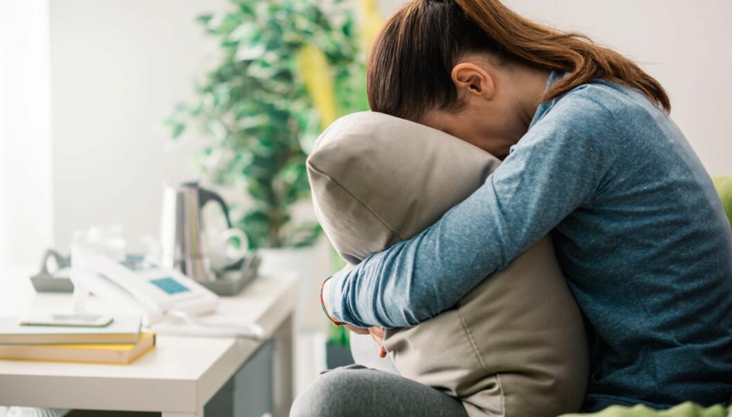 ETTERVIRKNINGER: Det er vanskelig å komme seg videre etter et voldelig forhold. FOTO: NTB Scanpix