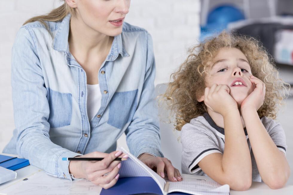 Drevet av utholdenhet: Små barns utholdenhet er nesten utelukkende drevet av motivasjon, og motivasjonen til et barn er mye mer umiddelbar enn hos voksne. Foto: Photographee.eu / Shutterstock / NTB Scanpix