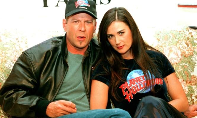 SØSTRE: Både Scout, Tallulah og Rumer Willis har skapt overskrifter i media. De er alle tre døtre av de berømte skuespillerne Bruce Willis og Demi Moore. Foto: AP, NTB scanpix