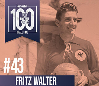 image: FourFourTwo kårer tidenes 100 beste spillere: Her er plassene 50–41