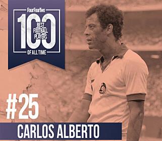 image: FourFourTwo kårer tidenes 100 beste spillere: Her er plassene 30-21