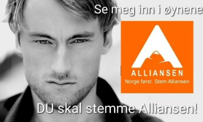 Foto: Skjermdump/Twitter