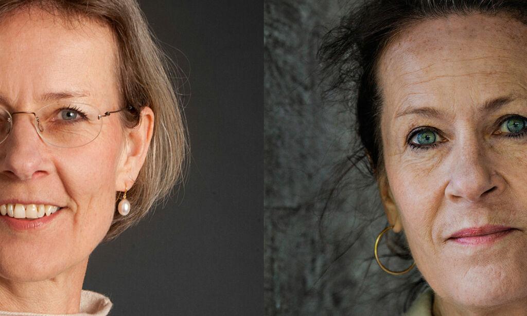 image: Vigdis Hjorth skrev en av fjorårets mest kontroversielle bøker. Nå slår søsteren tilbake: - Det var absurd, helt sykt
