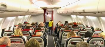 Rekordmange nordmenn klager på flyselskapet