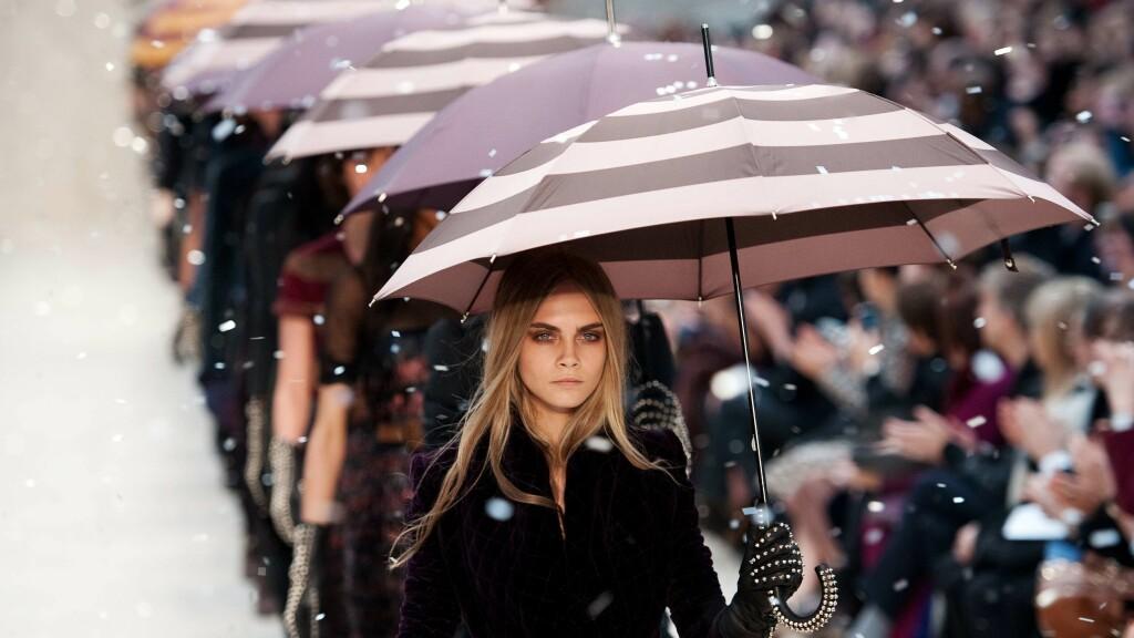 0ba8e422 REGNJAKKE: Dropp paraplyen - vi har funnet årets fineste regnjakker til  deg! Foto: