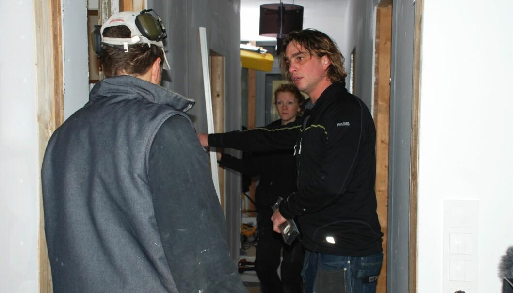 POPULÆR PROGRAMLEDER: Anders er kjent som programleder for «Sinnasnekker'n Sverige», som sendes på TVNorge. Foto: TVNorge.