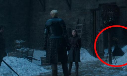 image: En mystisk skikkelse dukker opp i «Game of Thrones». Fansen mener det er en gammel kjenning