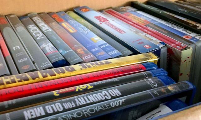 Svært Salg av fysiske medier øker igjen - Sterk vekst i salg av Blu-ray JP-46