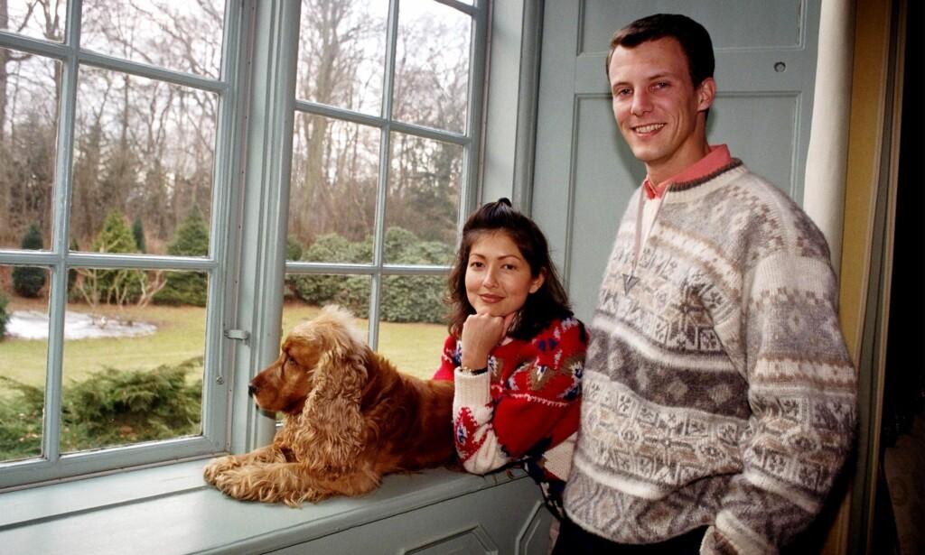 SKILTE SEG: Prins Joachim og prinsesse Alexandra var gift fra 1995 til 2005. Hun skal ha innledet et forhold med parets fotograf. Foto: AP