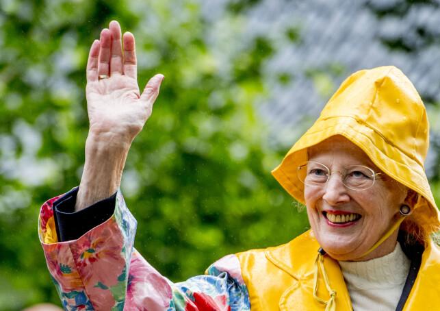 GODT LIKT: Dronning Margrethe og hele den danske kongefamilien er svært godt likt av befolkningen. Foto: Shutterstock