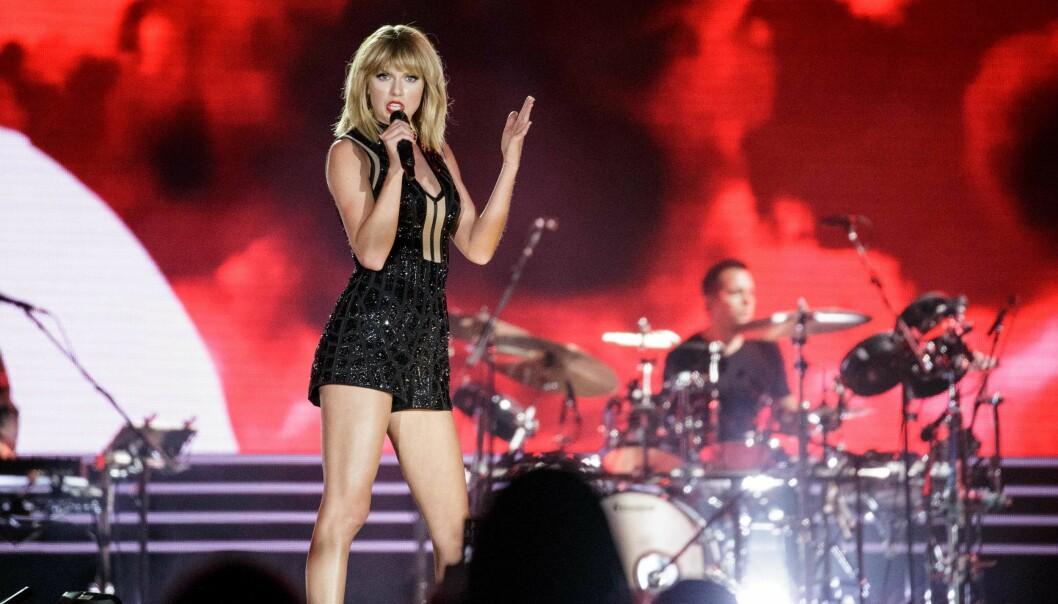 I RETTEN: Denne uken starten rettssaken mellom Taylor Swift og den tidligere radioprofilen David Müller. Foto: NTB scanpix