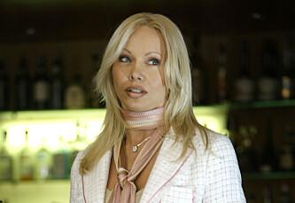 NAKENBADING: Linda Johansen har tidligere skrevet om sin fuktige kveld med Charlie Sheen i Playboy Mansion. Foto: Tor Richardsen / NTB Scanpix