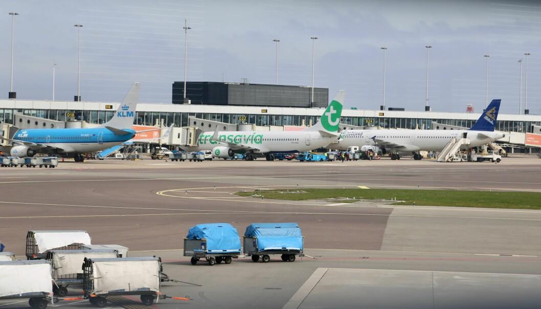 <strong>SJEKK REGLENE:</strong> Skal du fly langt? Sørg for at du har sjekket reglene til flyselskapet. Foto: Odd Roar Lange/The Travel Inspector