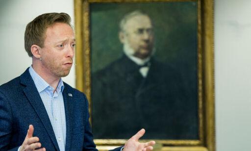 image: Høyre-politiker varslet om seksuell trakassering fra menn i partiet
