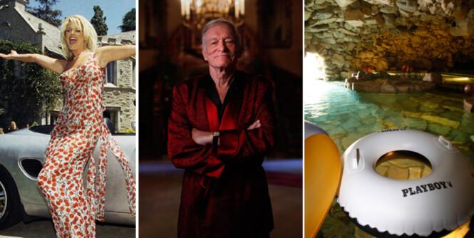 Playboy Mansions mørke bakside: Hemmelige sexkriterier, skjulte tunneler og dødsrykter