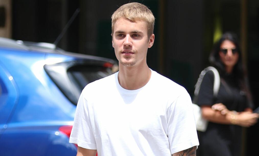 FIKK NEI: Justin Bieber er en av verdens best ettertraktede ungkarer, men ikke alle er like interessert i han. Foto: NTB scanpix