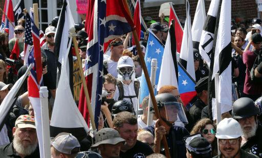 image: Trump vil fortsatt ikke fordømme høyreekstreme hatgrupper