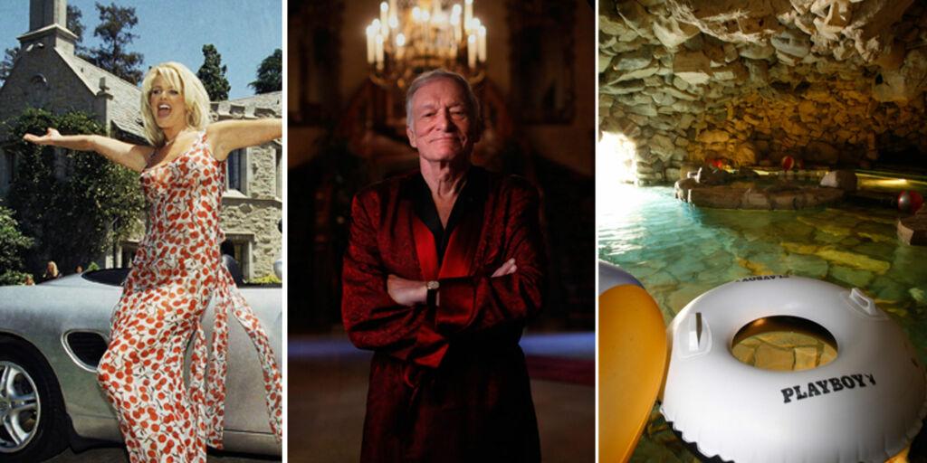 image: Dette er de villeste øyeblikkene i Playboy Mansions historie