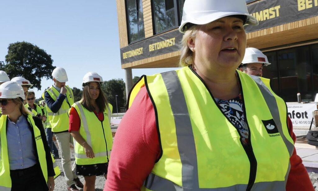 image: Arbeidskriminalitet er blitt en alvorlig trussel mot det norske samfunnet