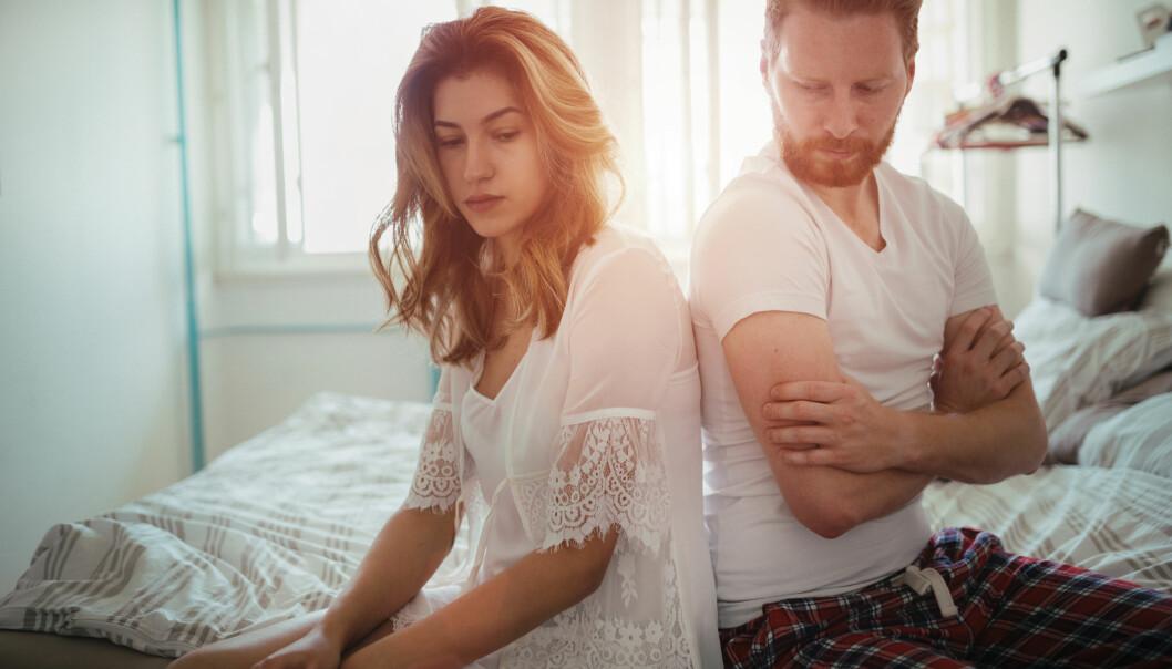 GIFT: En ny studie viser at gifte mennesker ikke nødvendigvis er lykkeligere enn single - særlig de yngste av oss.